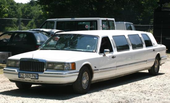 Limousine à bobital
