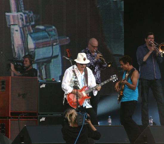 Carlos Santana (photo PR F10)