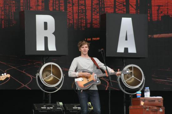 George Ezra (Photo PR F10)