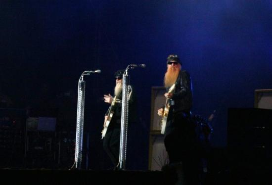 ZZ TOP (photo weston f10)