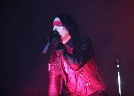 MARILYN MANSON (Photo weston f10)