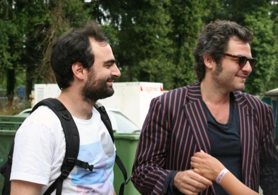 Les Fréres Chedid (Photo B F10)